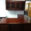Kimble Senator L Shape Desk