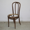 Antique ice cream parlor chair